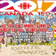 Canada Day 2017 at White Sands Beach House Jimbaran