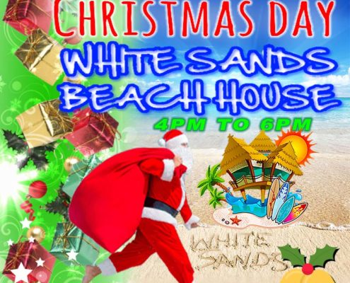 Christmas 2017 White Sands Beach House Jimbaran